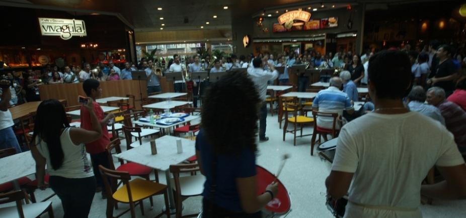 Justiça proíbe funcionamento de lojas de rua e shoppings em Salvador