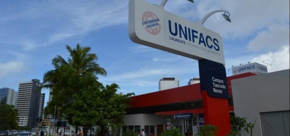 Com furtos a alunos e entrada de 'estranhos', sistema de segurança da Unifacs é posto em xeque