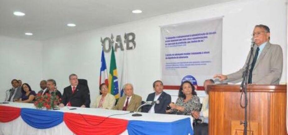 Morre Inácio Gomes, ex-presidente da Câmara Municipal de Salvador