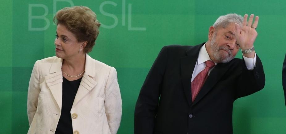 Dilma vai a Curitiba tentar visitar Lula na prisão