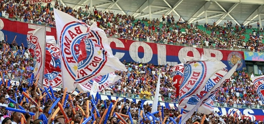 CBF antecipa confrontos do Bahia pelas quartas da Copa do Nordeste
