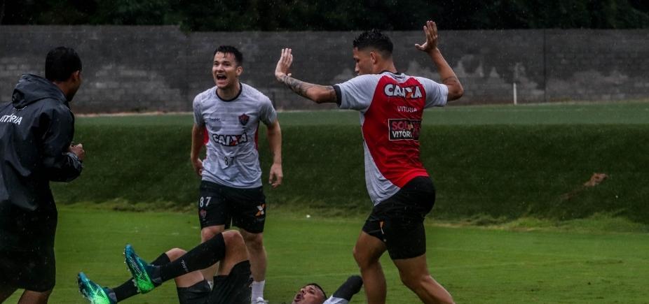 Vitória enfrenta Atlético-MG fora de casa na tarde de hoje