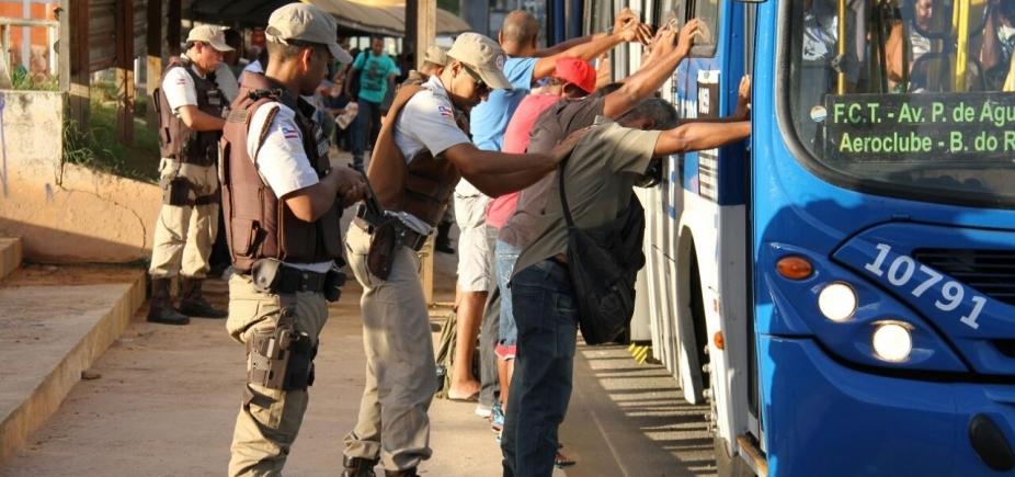 Blitze: primeiro trimestre tem 6 mil detidos e mais de 2 mil armas apreendidas pela PM