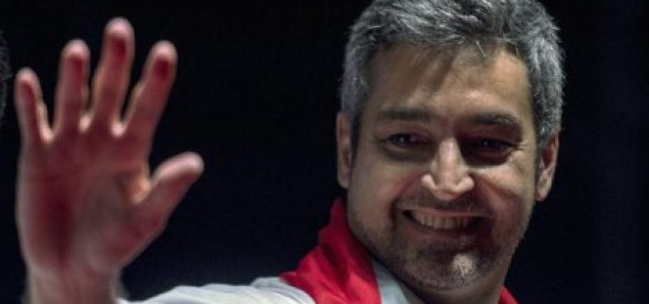 Conservador Mario Abdo Benítez vence eleição no Paraguai