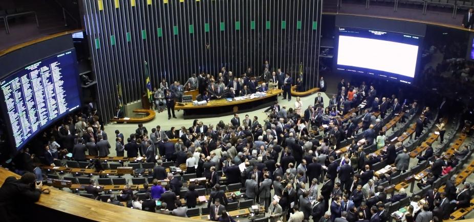 Câmara tenta votar nesta semana oito medidas provisórias que trancam a pauta