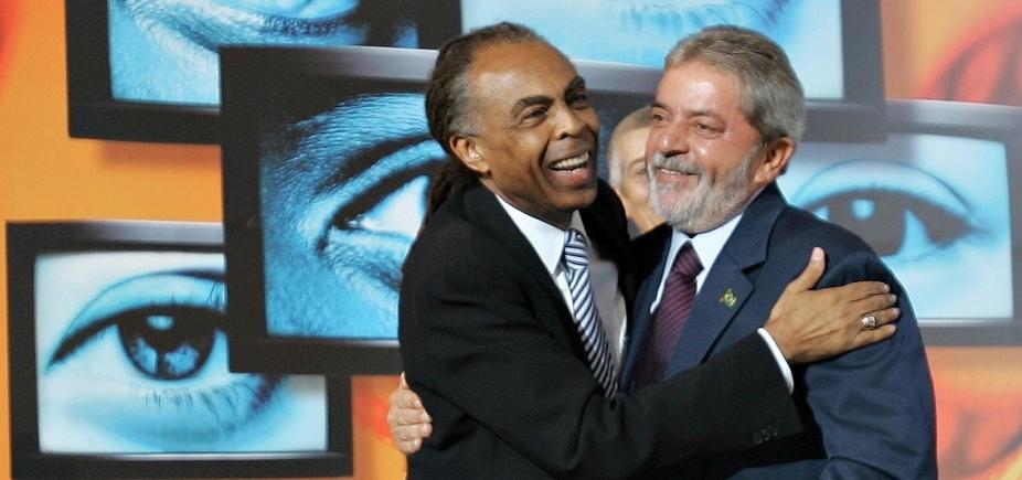 Gil: ʹLula é um preso político ou um político preso? As duas coisasʹ