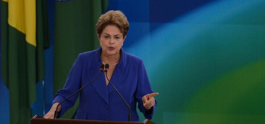 Dilma compara custódia de Lula ao regime de prisão da ditadura