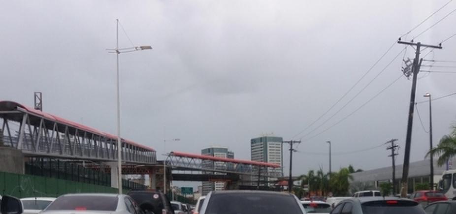 Salvador vai ter chuvas até sexta, diz Inmet; veja previsão