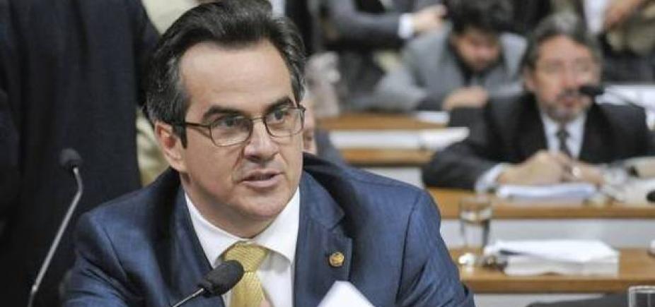 Apreensão de itens de Ciro Nogueira pela PF gera ʹpânicoʹ no Congresso