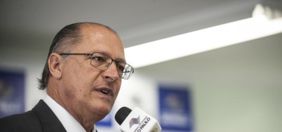 Inquérito sobre Geraldo Alckmin aberto no STJ chega ao TRE de São Paulo