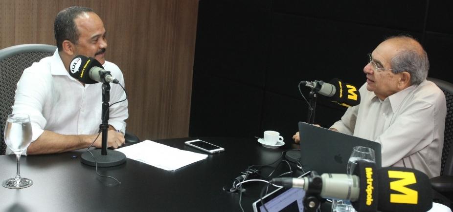 Elinaldo nega 'dedo de Neto, de Azi' em reforma administrativa