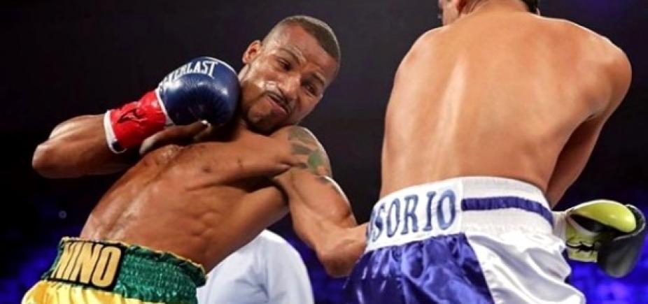 Robson Conceição encara luta nos Estados Unidos, na cidade de Rocky Balboa