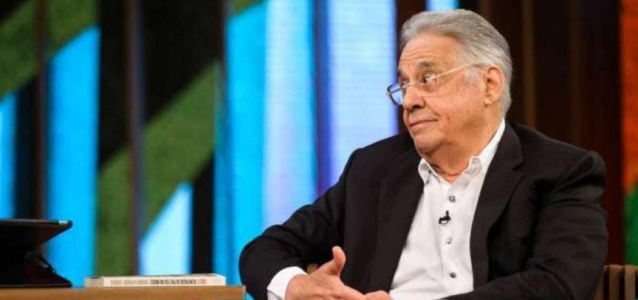 FHC diz que escândalo de Aécio pode abalar Alckmin na corrida presidencial