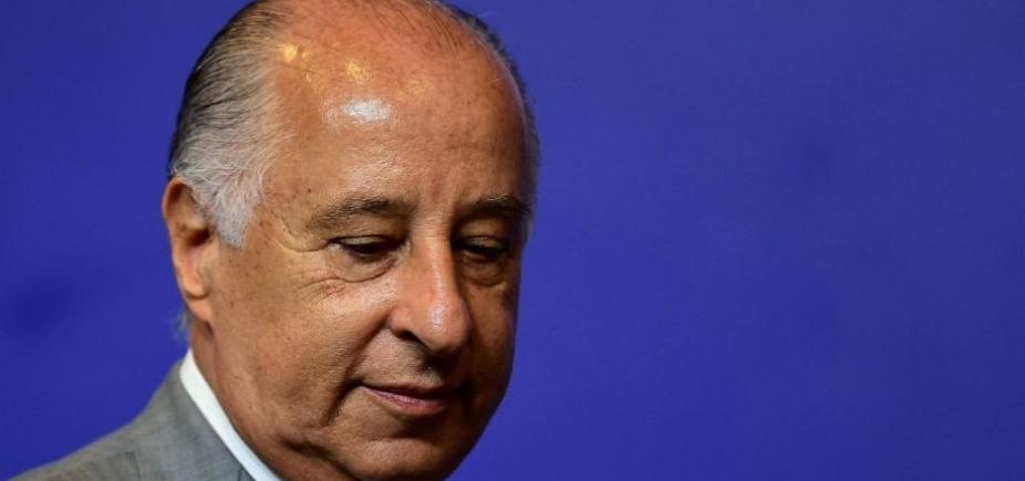 Fifa bane ex-presidente da CBF do futebol