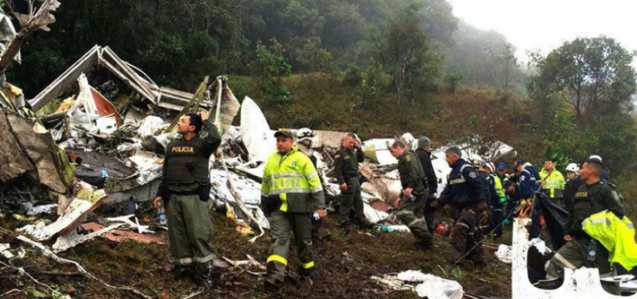Relatório aponta que tripulação do voo da Chape ignorou sinal de emergência