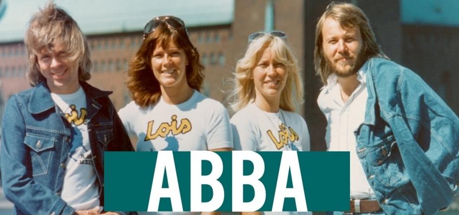 ABBA grava duas músicas após 35 anos de separação
