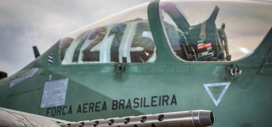 Avião abatido pela FAB transportava 500 Kg de pasta-base de cocaína