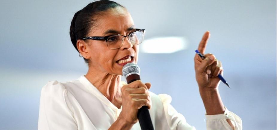 Marina se compromete contra ʹvale-tudoʹ eleitoral na internet