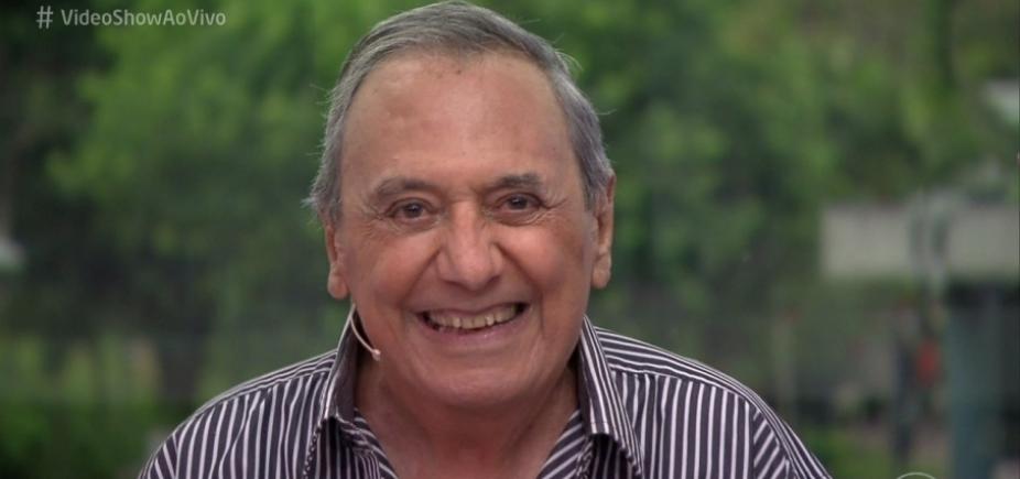 Morre o ator e humorista Agildo Ribeiro, aos 86 anos