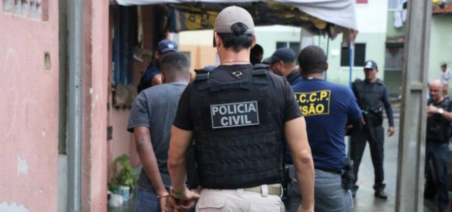 Suspeitos de liderar quadrilha na Bahia são presos em São Paulo