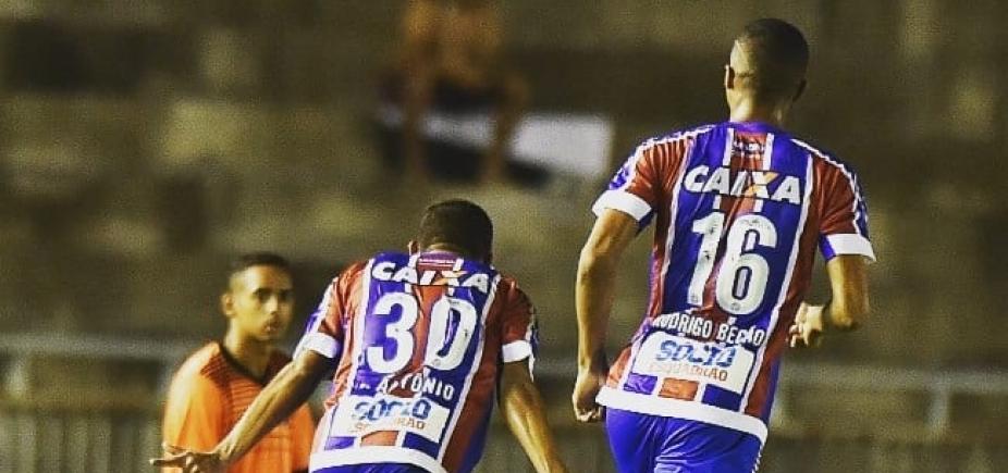 Com 3 desfalques, Bahia enfrenta Atlético-PR pelo Brasileirão