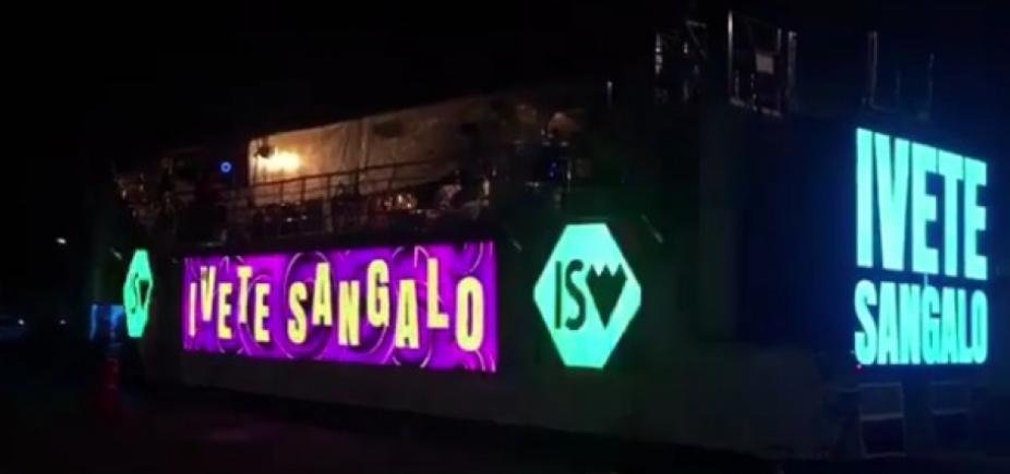 ʹMainha de voltaʹ: Ivete faz convocação para trio na Barra neste domingo