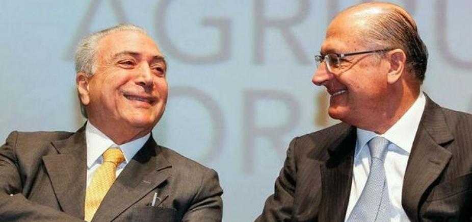 Possível aliança com Temer assusta apoiadores de Alckmin