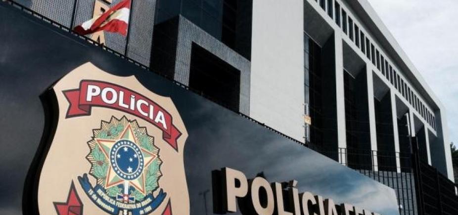 PF encontra explosivos em embarcação na Baía de Todos os Santos; dois são presos