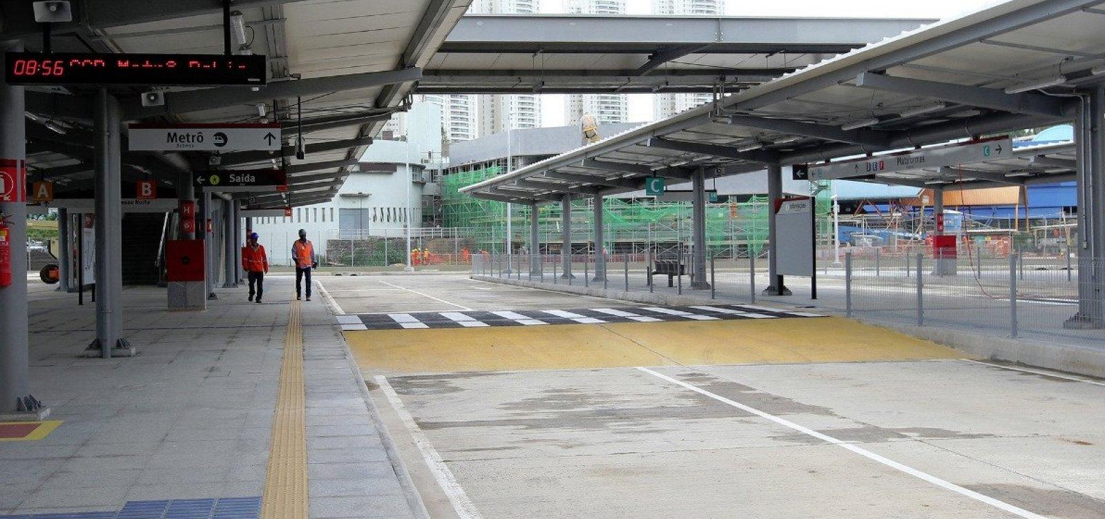 Salvador amanhece sem ônibus após rodoviários decretarem greve