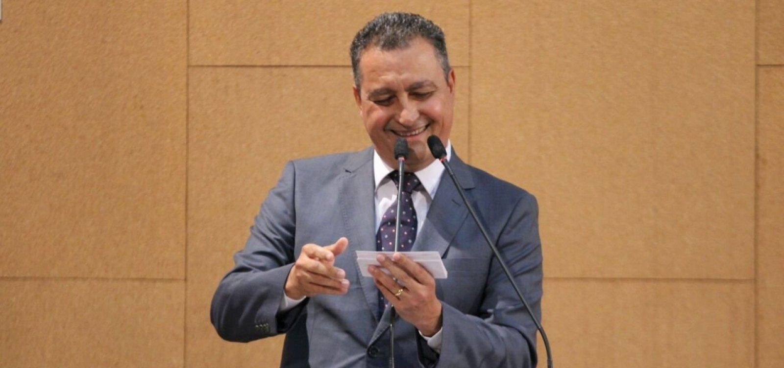 Rui lidera ranking de governadores que mais cumpriram promessas de campanha