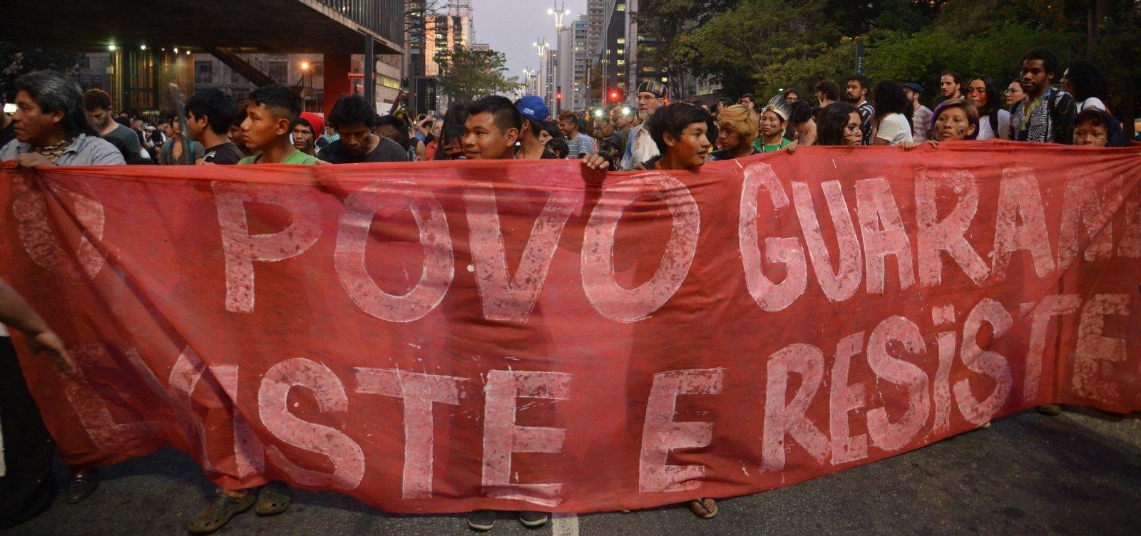 Entidade denuncia Brasil na ONU por 'risco de genocídio' de povos indígenas
