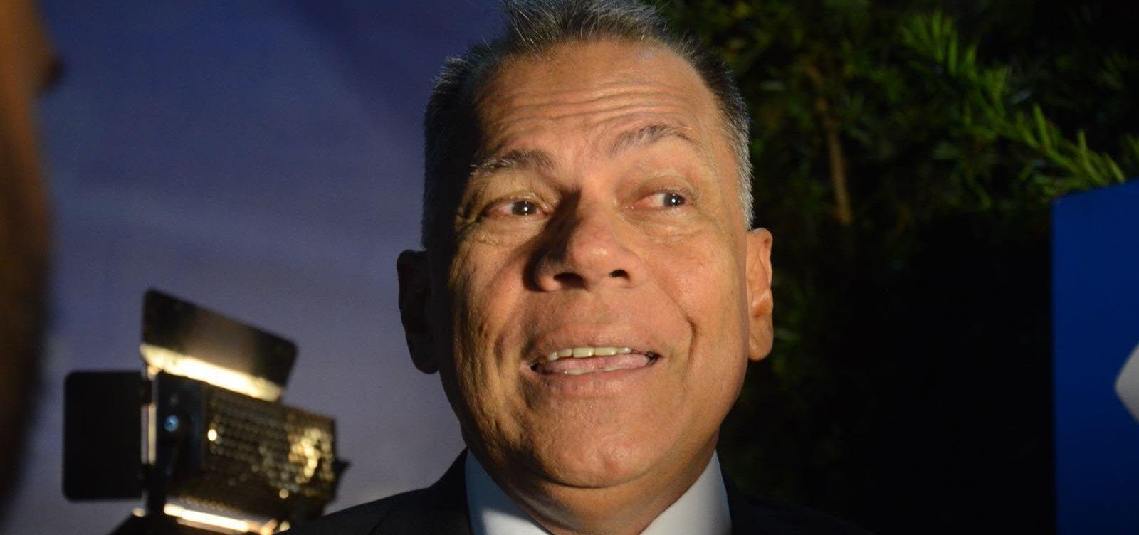João Henrique recebe a   única doação eleitoral: R$ 500