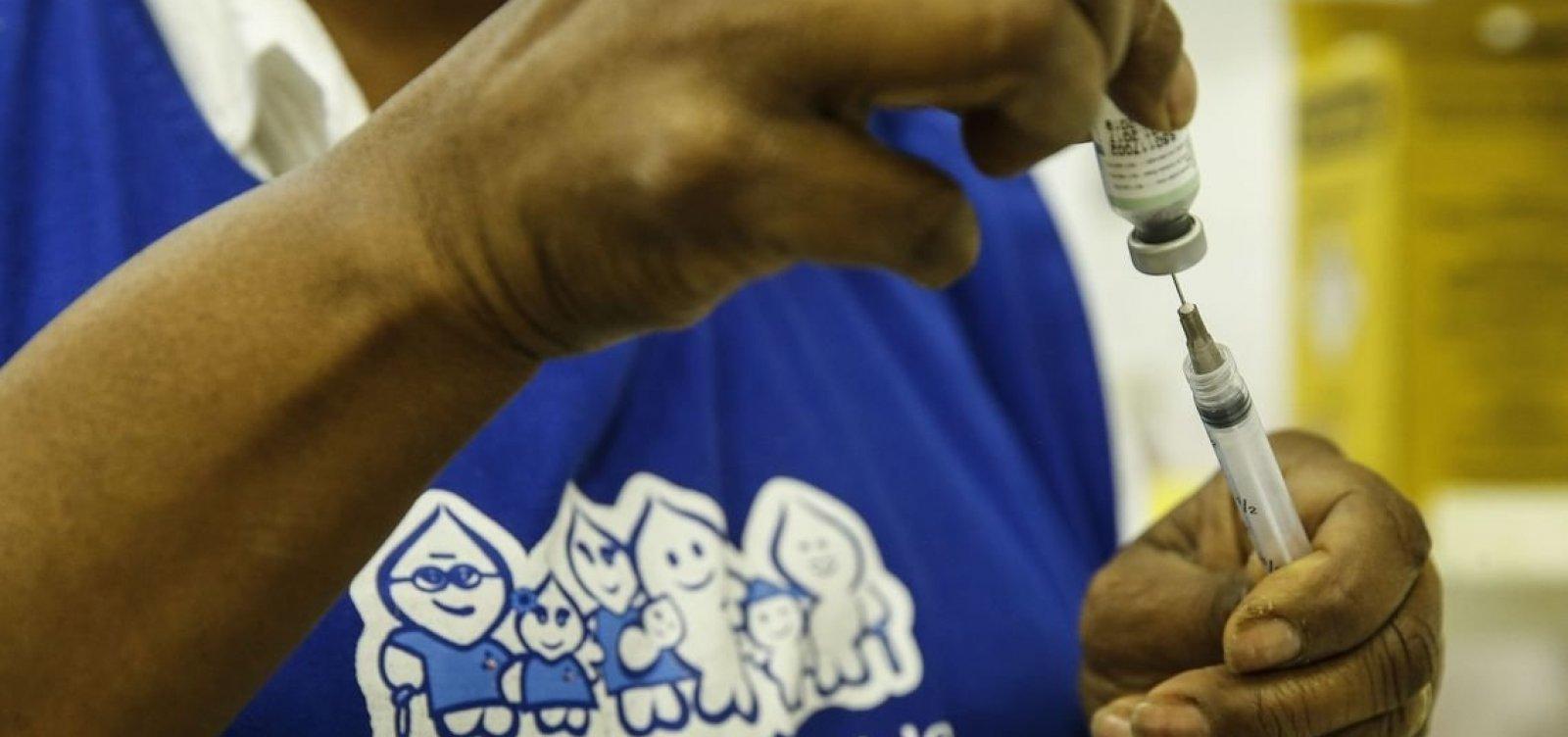 Bahia registra primeiro caso de sarampo em 2018