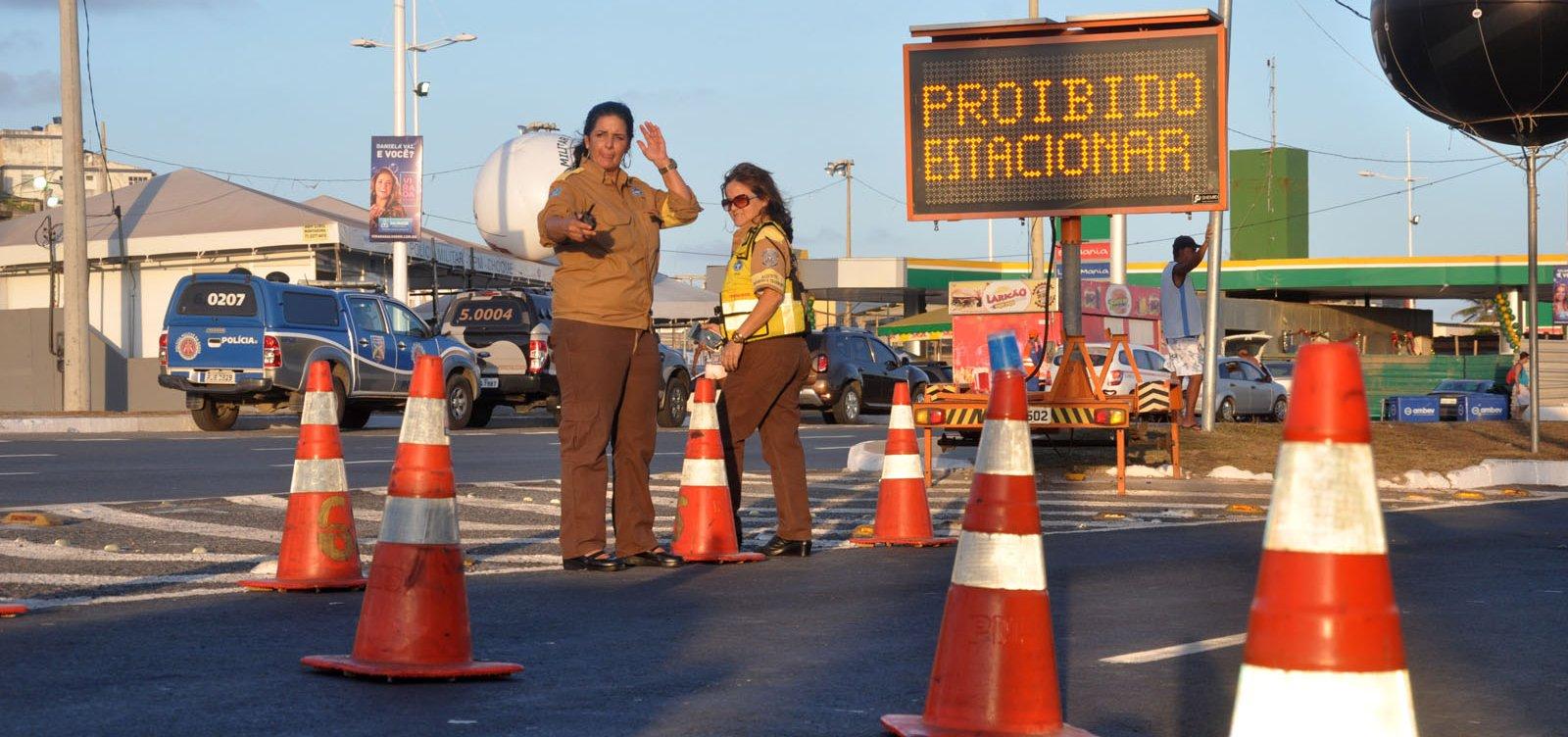 Festival da Primavera causa alterações no trânsito de Salvador neste domingo
