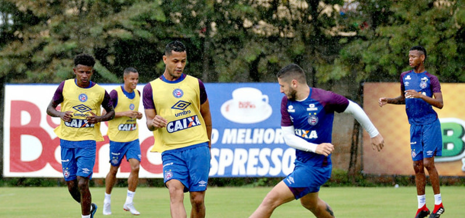 Bahia enfrenta Palmeiras hoje na Arena Fonte Nova; Metrópole transmite