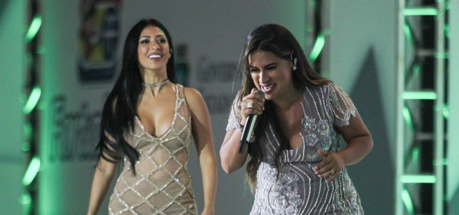 Simone e Simaria anunciam pausa na carreira após problemas de saúde