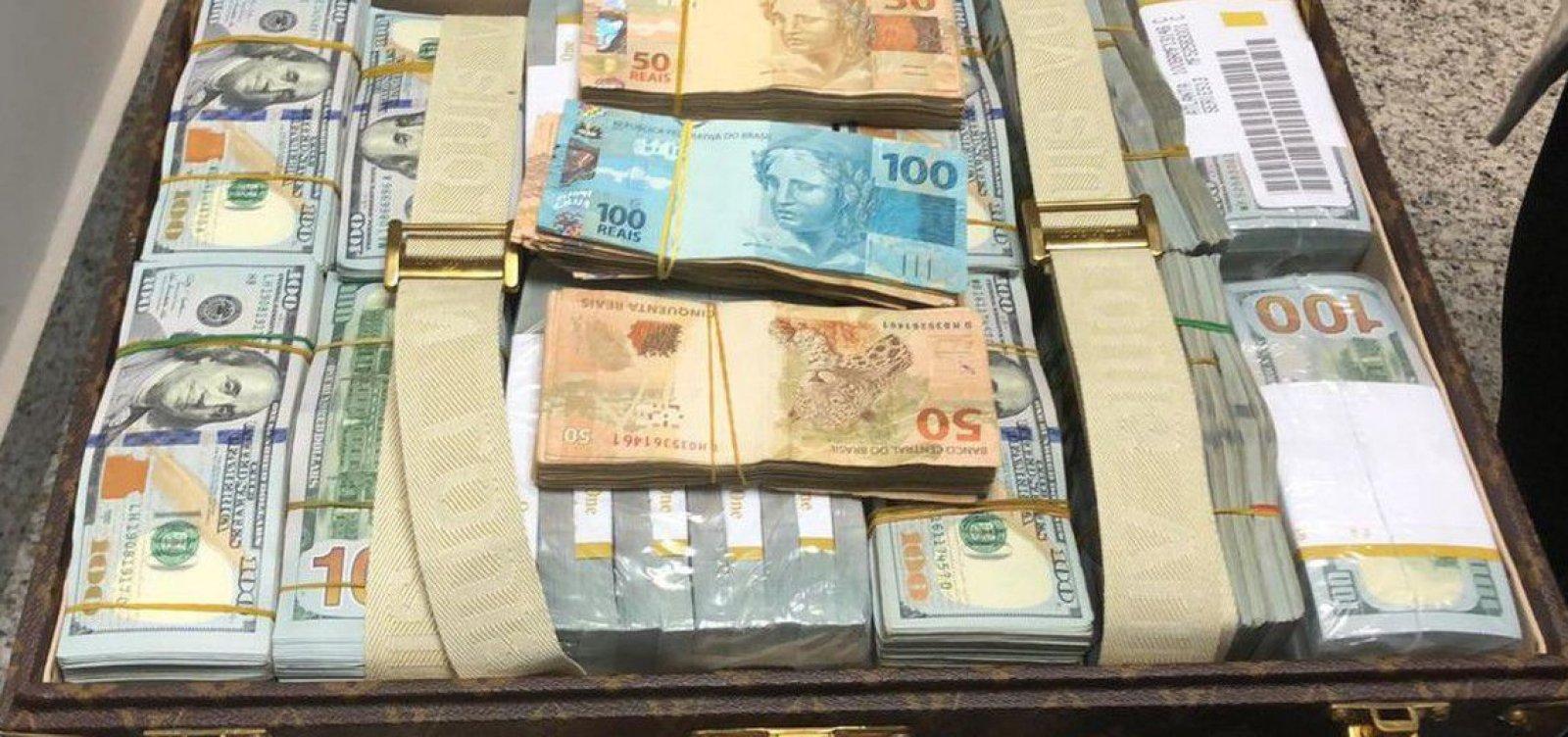 PF apreende dólares com delegação da Guiné Equatorial