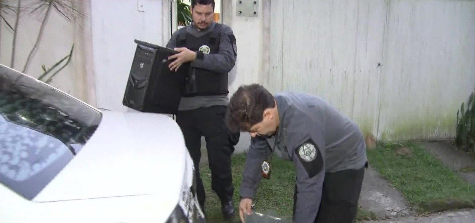 Polícia e MP deflagram operação contra quadrilha envolvida em fraude bancária na BA e seis estados