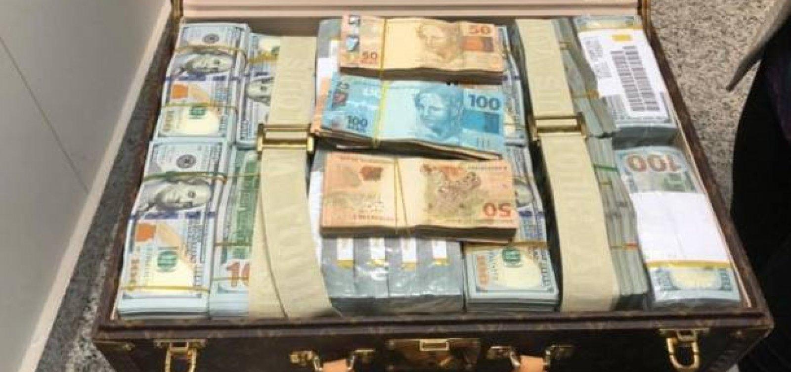 PF investiga origem de US$ 16 milhões apreendidos com filho de ditador africano