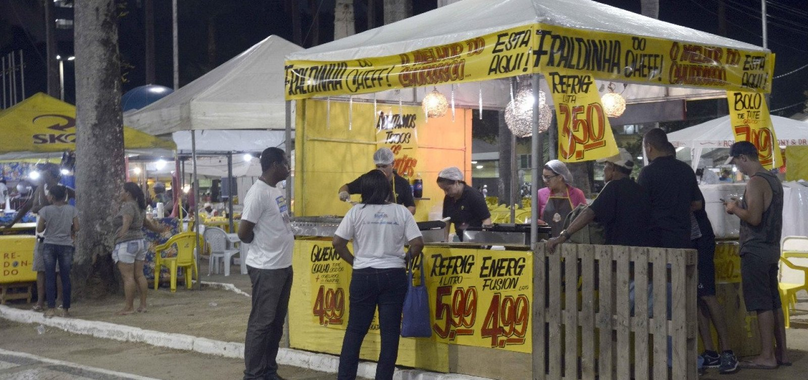 Prefeitura inicia reordenamento docomércio informal no Centro Histórico