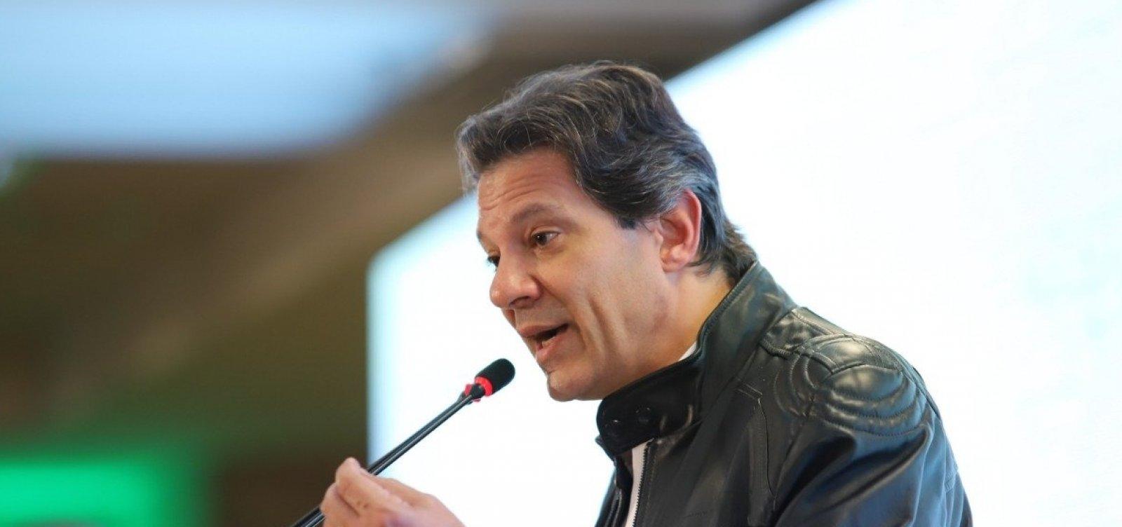 PT quer que Haddad adote perfil de 'pacificador'