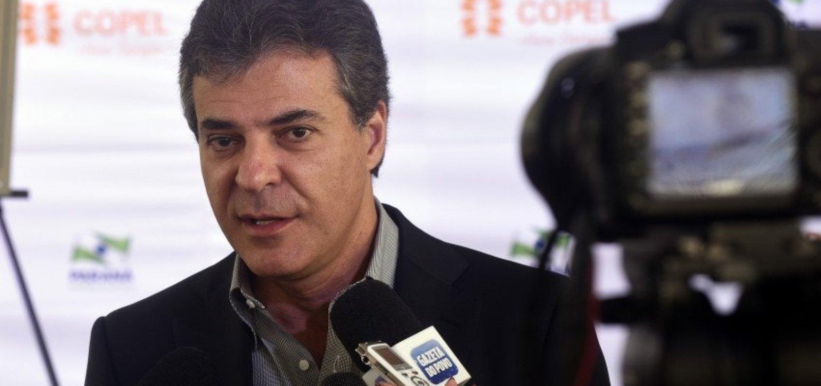 Delator compara esquema de Beto Richa ao de Sérgio Cabral