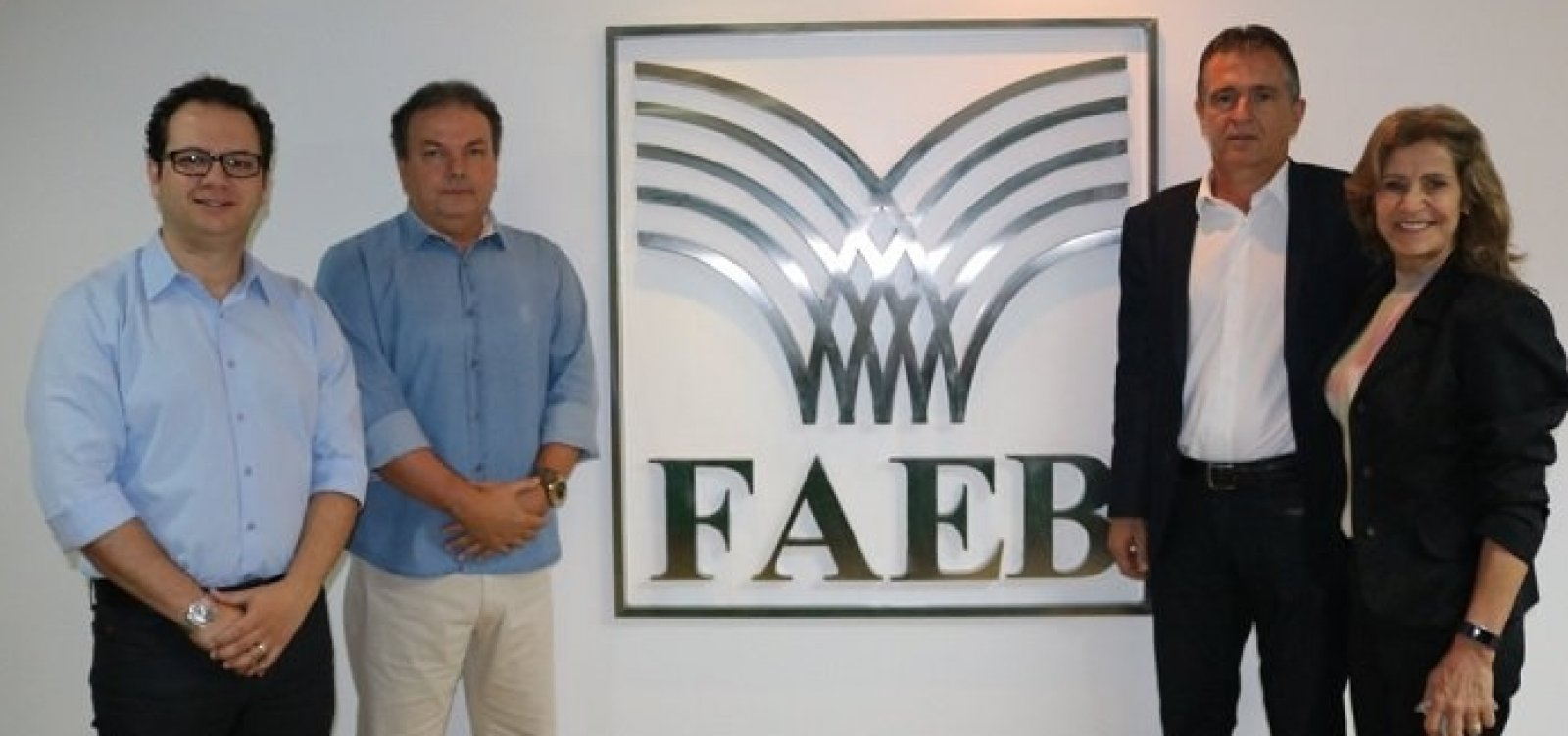 Com 98% dos votos, nova diretoria da Faeb é eleita