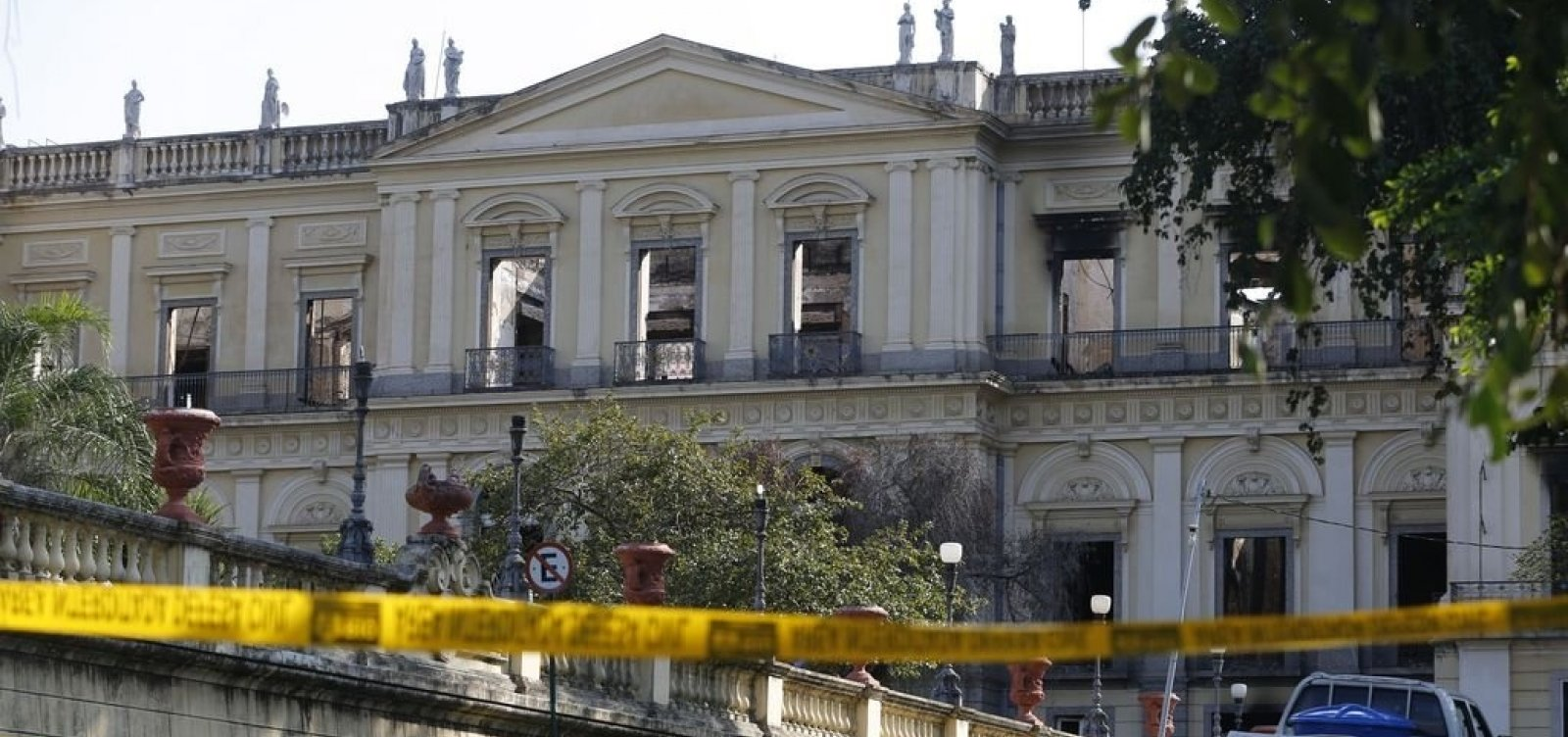 UFRJ quer que Unesco atue no plano de restauração do Museu Nacional