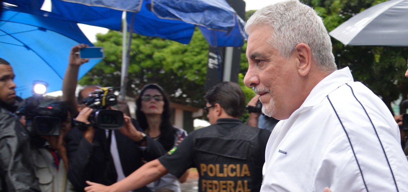 PGR defende que Pizzolato pague integralmente multa de R$ 2 mi por Mensalão