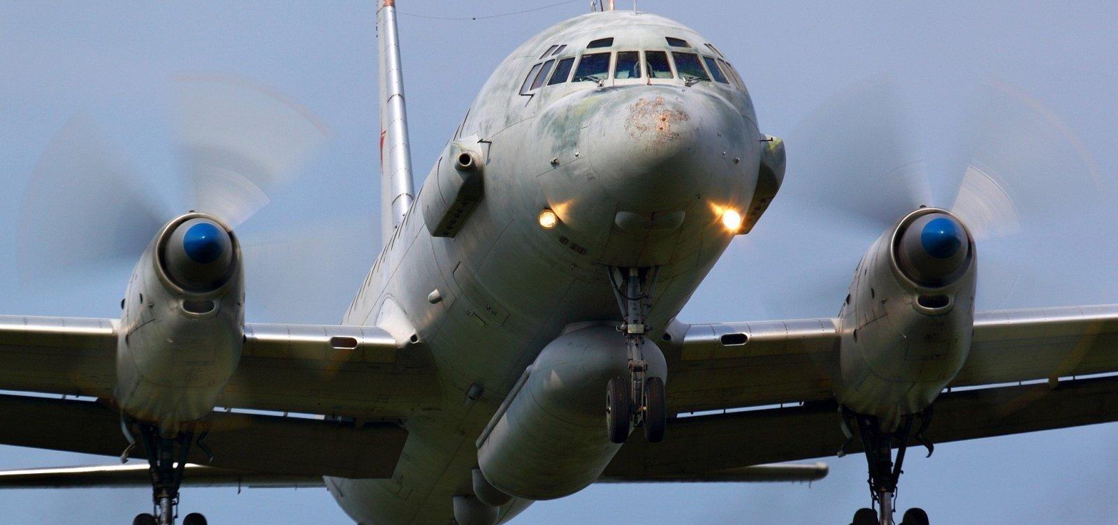 Rússia culpa Israel de causar queda de avião militar