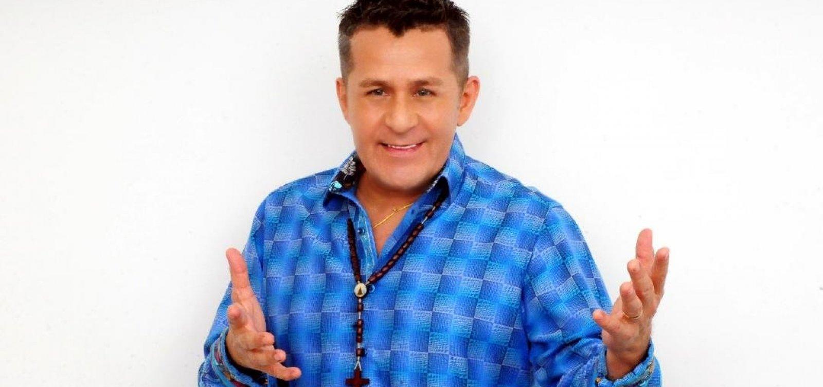 Jorge Zárath faz show em Vilas do Atlântico no sábado