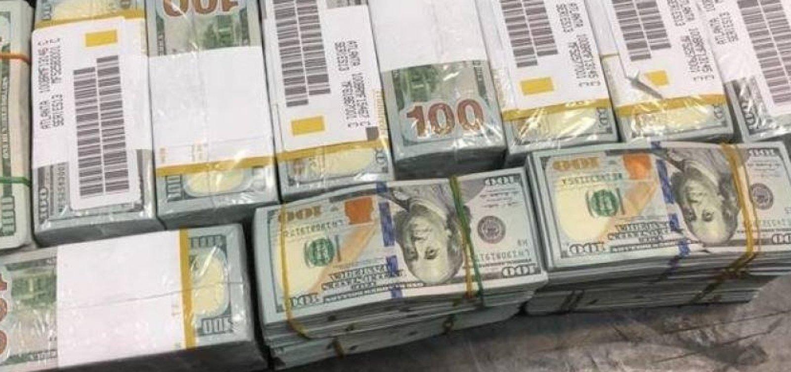 Guiné Equatorial pede bens e dinheiro apreendidos com vice-presidente