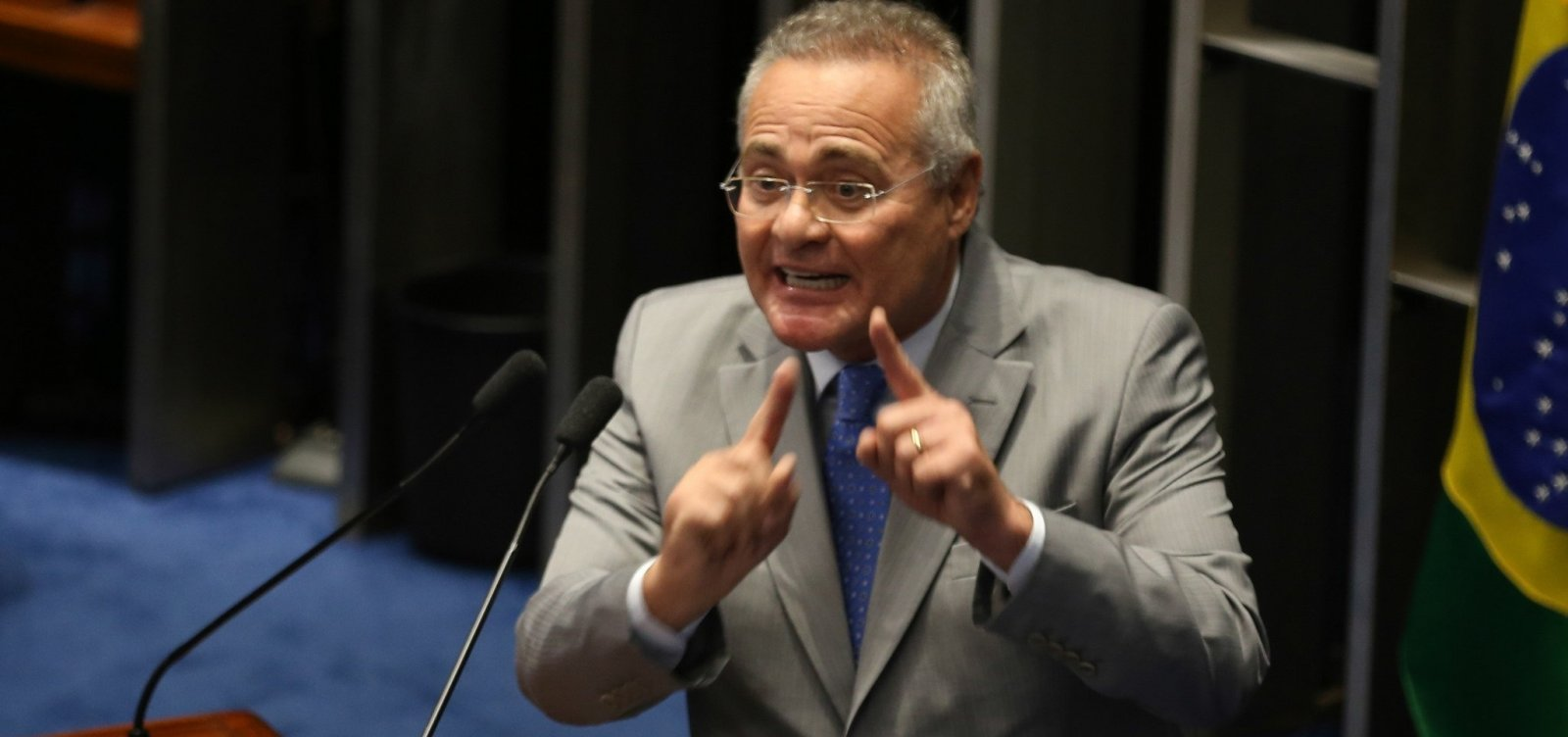 2ª Turma do STF absolve Renan Calheiros no caso Mônica Veloso