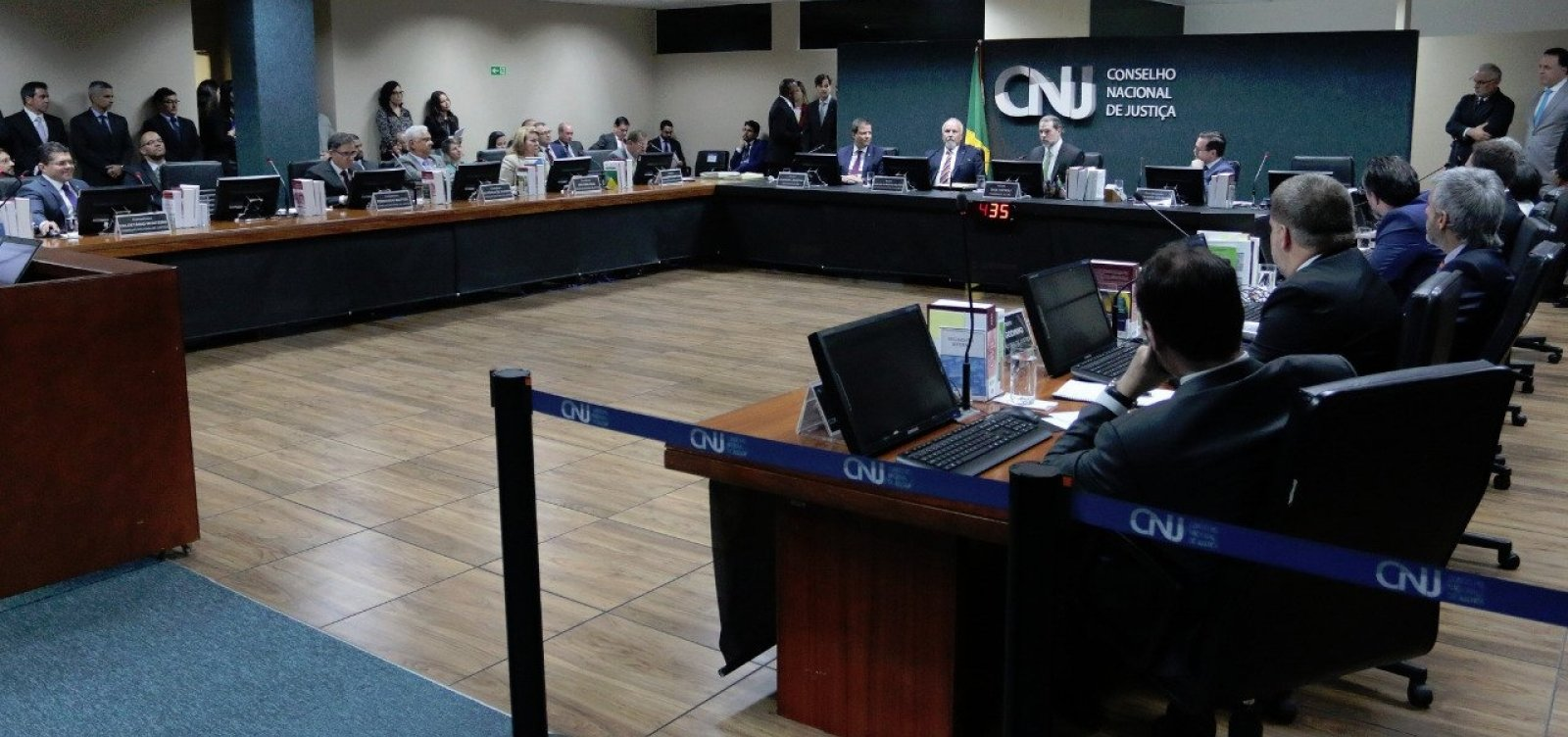 CNJ suspende nomeação de novos desembargadores para o TJ-BA